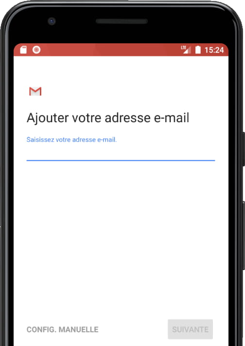 Types de comptes de messagerie Gmail